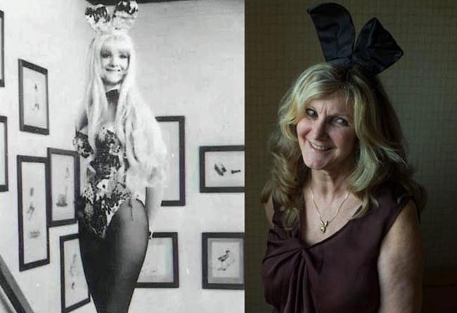Бывшие звезды Playboy (8 фото)