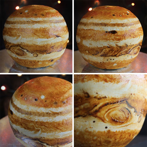 Сладкий креатив: самые необычные торты в мире (34 фото)