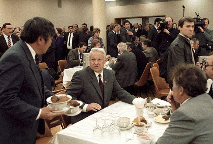 Какую еду предпочитают главы государств (6 фото)
