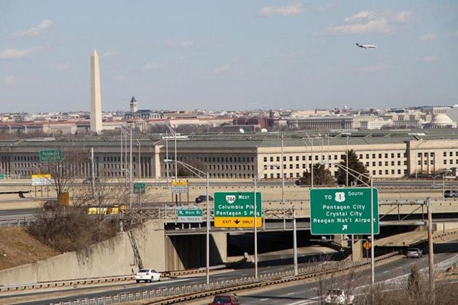 10 удивительных фактов о Пентагоне (11 фото)