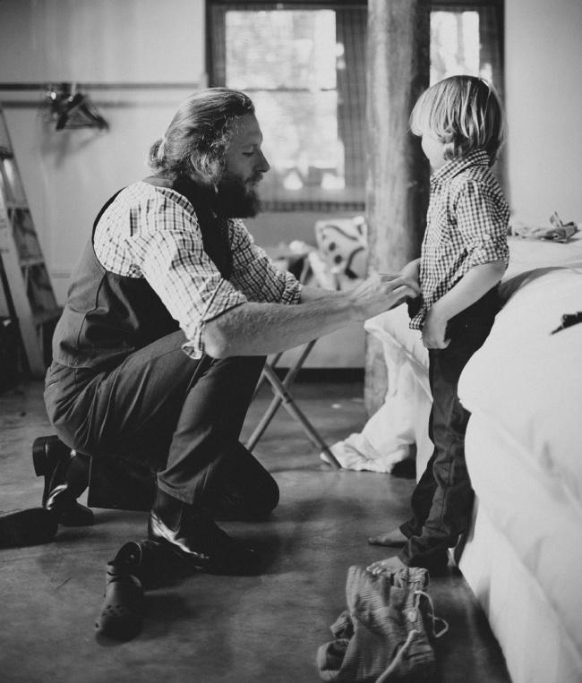 Сыновья на этих фотографиях — вылитые отцы (19 фото)