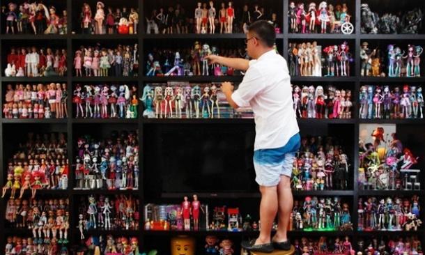 Топ-10 самых странных коллекций в мире (10 фото)