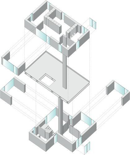 Новый дом-трансформер готов и к пополнению в семействе, и к разводу своих хозяев (12 фото)