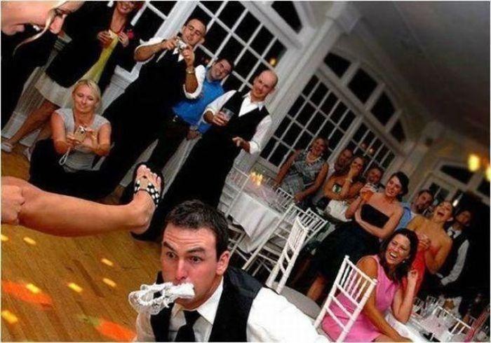 62 свадебных прикола и фэйла