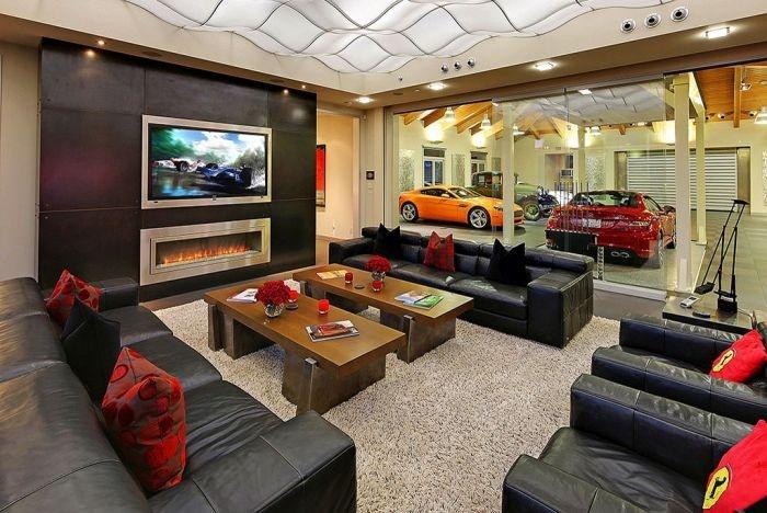 Как объединить гараж и жилой дом? (18 фото)