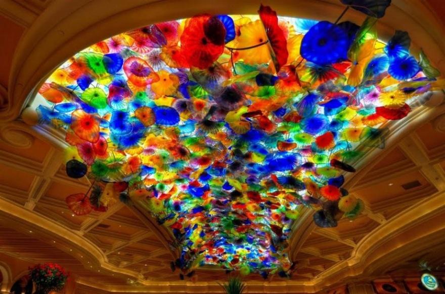 Вот это потолок! (21 фото)