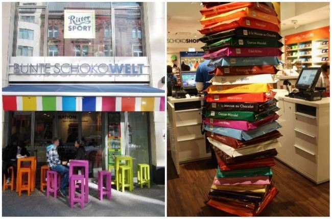 14 магазинов, которые заставят любого полюбить шоппинг (28 фото)