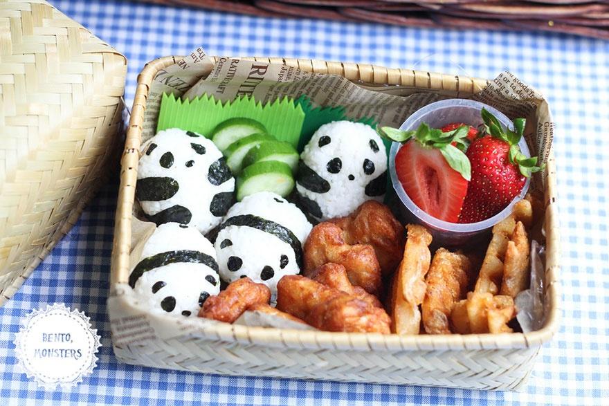 Игры с едой: не просто баловство, а настоящее искусство (25 фото)