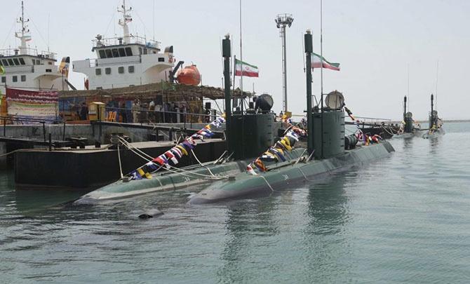 10 крупнейших подводных флотов в мире (11 фото)