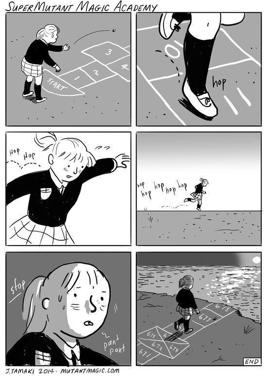 Смешные комиксы 06.10.2014 (19 картинок)