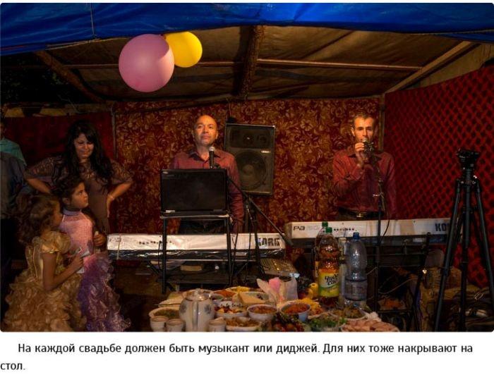 Как проходит традиционная свадьба крымских татар (29 фото)