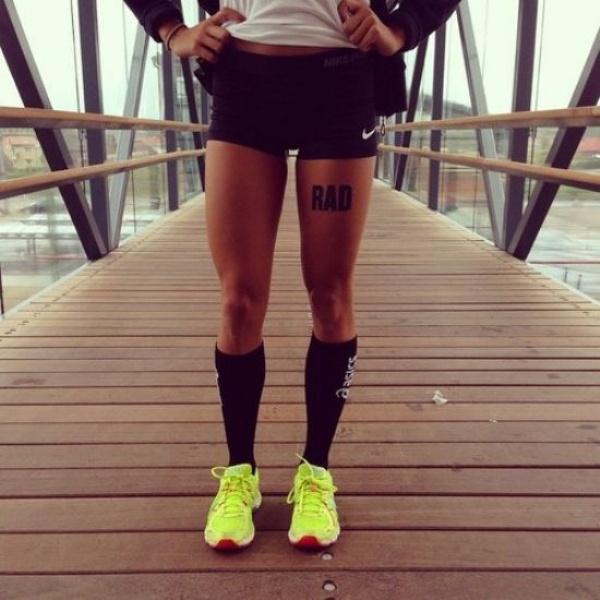 Спортивные девчонки (20 фото)