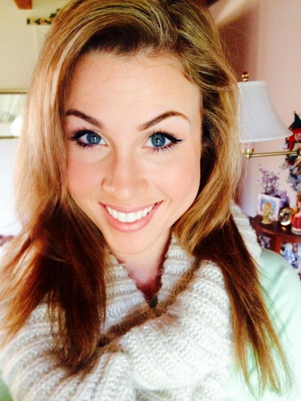Девушки любят свитера! (26 фото)