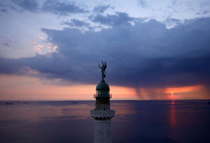 Европа с высоты птичьего полёта (15 фото)