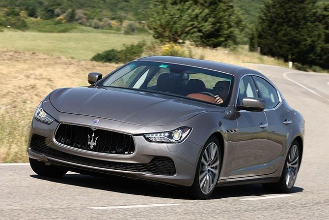 Самые красивые модели Maserati за 100 лет (27 фото)