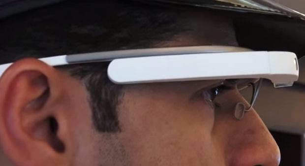 Полицию Дубаи снабдят очками Google Glass (4 фото)