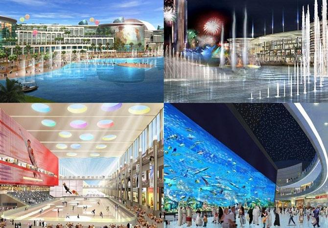 10 самых роскошных центров в мире (11 фото)
