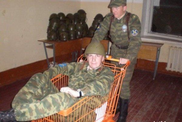 Армейские приколы (14 фото)