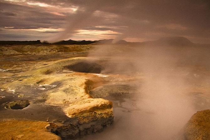 6 безжизненных мест на Земле (12 фото)