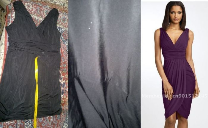 Дешевая одежда из китайских магазинов - ожидание и реальность (36 фото)