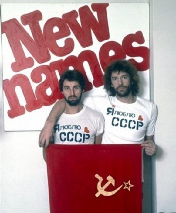 Российские знаменитости на редких кадрах (28 фото)