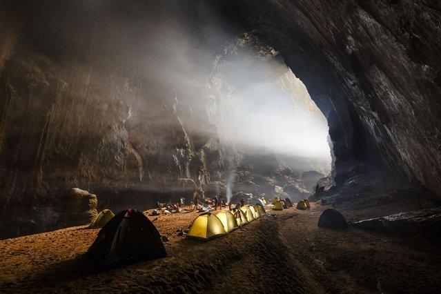 Самая крупная пещера в мире! (17 фото)