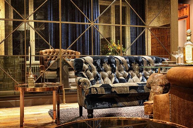 Отель с морской тематикой и богатым наследием (22 фото)