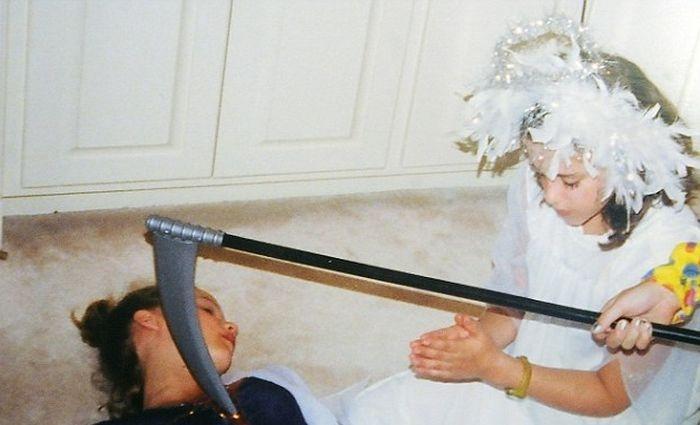 Детские и юные фотографии Дженнифер Лоуренс (31 фото)