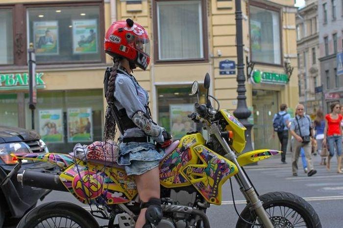 25 необычных кадров 15.10.2014