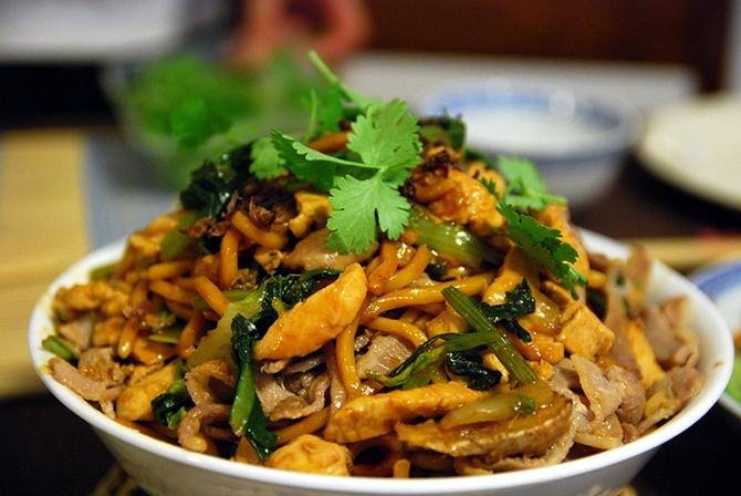 Китайская кухня, приемлемая для европейца (14 фото)