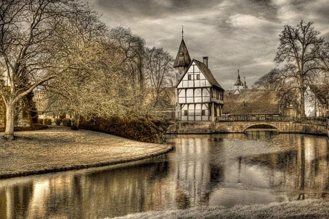 Германия на фотографиях Даниэля Меннериха (26 фото)