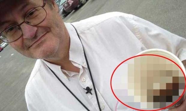 Канадец обнаружил дохлую мышь в кофе из McDonald's (2 фото)