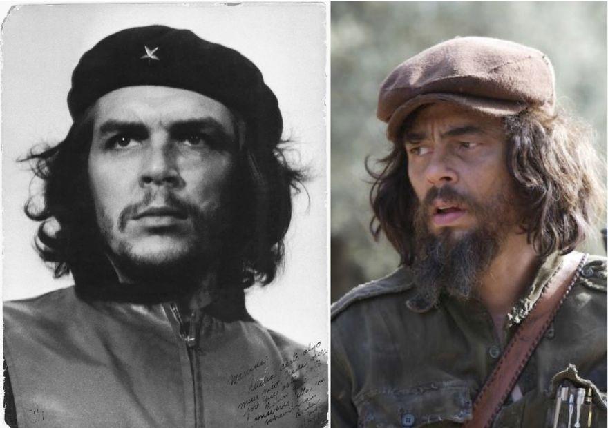 Актеры, отлично сыгравшие исторических личностей (13 фото)