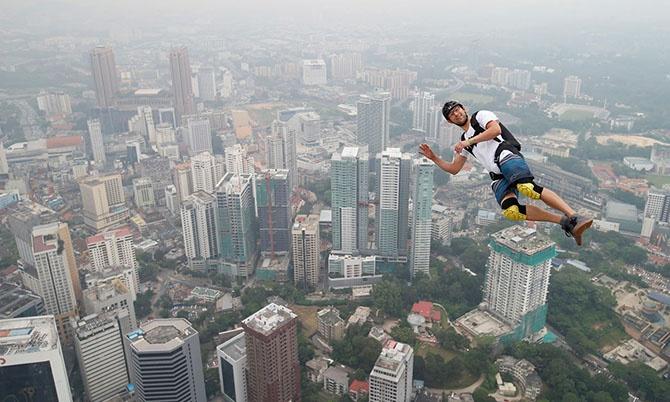 10 опасных видов спорта (10 фото)