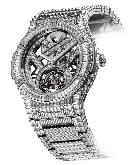 8 самых дорогих (на сегодняшний день) наручных часов в мире (9 фото)