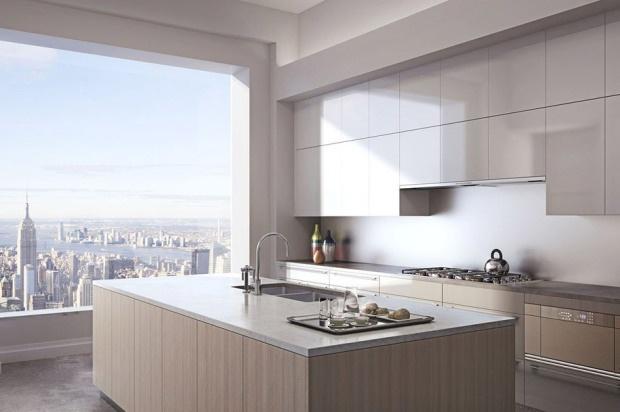 Как выглядит квартира за 95 миллионов долларов (12 фото)