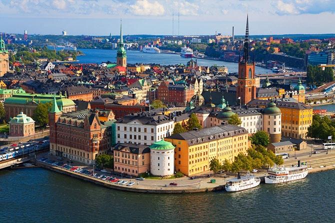 10 лучших тусовочных мест Европы (10 фото)