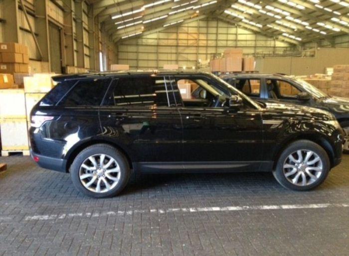 Великобритания: арестованы находчивые угонщики дорогих машин (11 фото)
