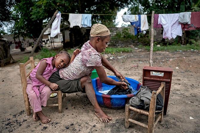 Как живут на один доллар в день (14 фото)