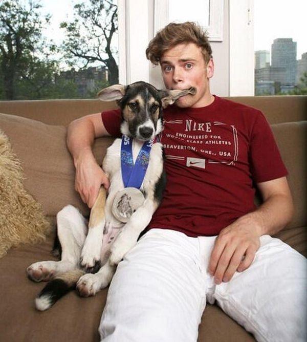 США: как живется бывшим бездомным собакам из Сочи (15 фото)