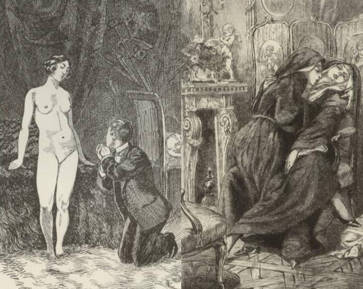Эротический юмор в иллюстрациях Мартина Ван Маеле (15 фото)
