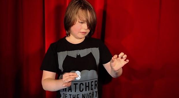Фокусы с монетками (1 фото + 1 видео)
