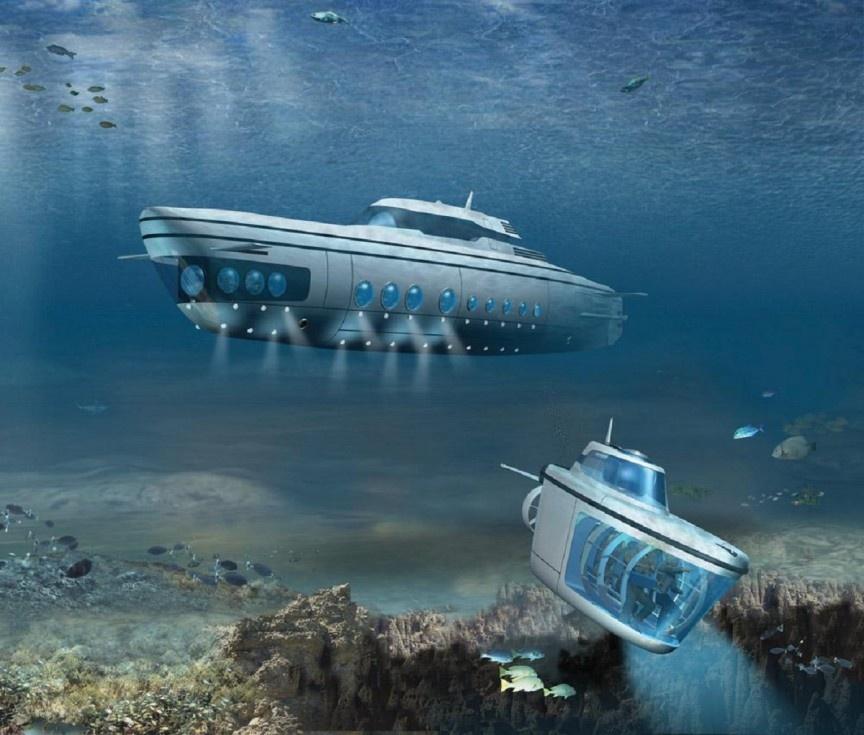 10 самых эксклюзивных частных подводных лодок (11 фото)