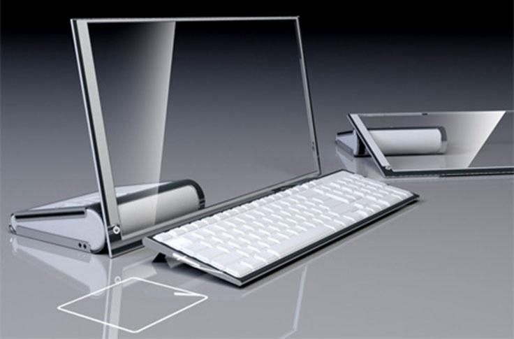 Как будут выглядеть компьютеры ближайшего будущего (13 фото)