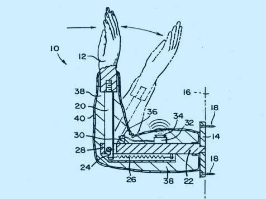 Реально запатентованные сумасбродные изобретения (12 фото)