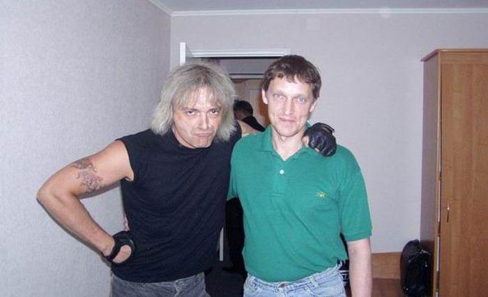 Кадры из жизни звезд российского рока (50 фото)