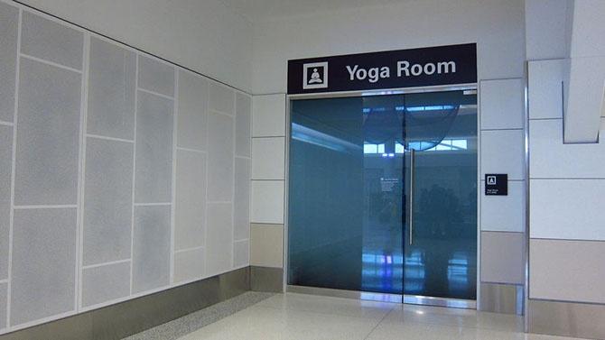 Самые комфортные аэропорты мира (11 фото)