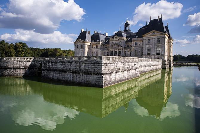 Самые красивые замки Франции (22 фото)