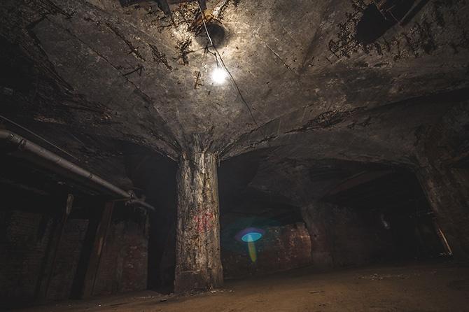Легенда подземной Москвы (46 фото)