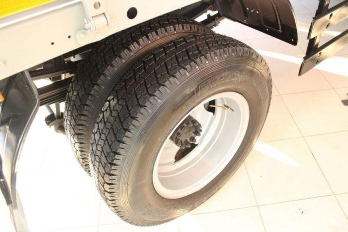 Новинка Горьковского автозавода - автомобиль средней тоннажности «ГАЗон NEXT» (23 фото)
